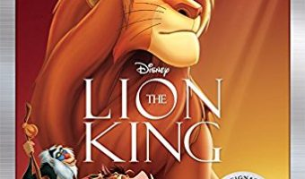 THE LION KING SIGNATURE COLLECTION BLUERAY: CIRCLE OF LIFE EDITION