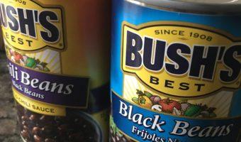 BUSH'S BEANS FALL FLAVORS