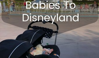 5 TIPS ON TAKING INFANTS TO DISNEY PARKS