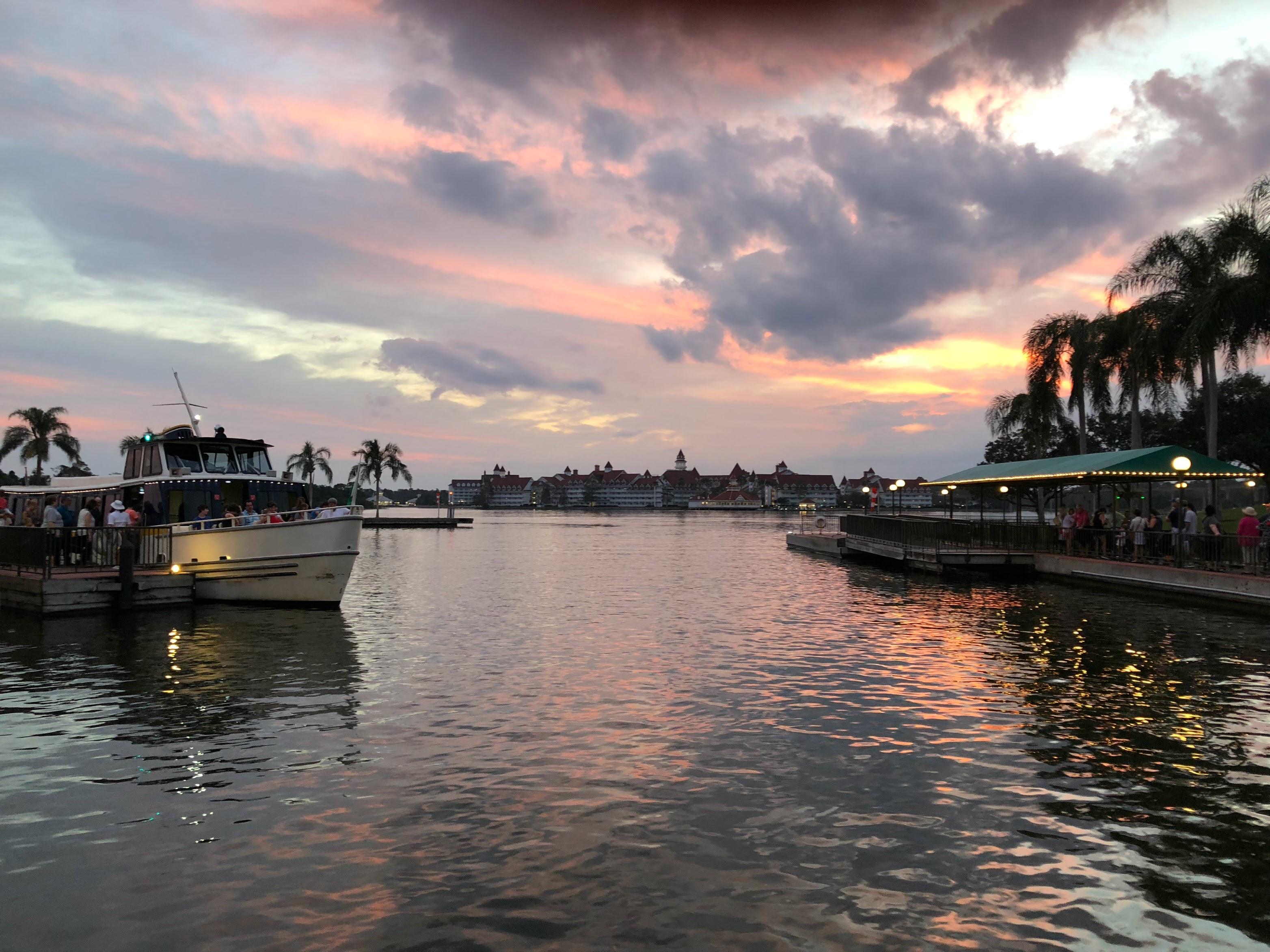 Walt Disney World Seven Seas Lagoon