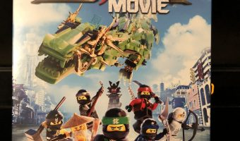 REVIEW: THE LEGO NINJAGO MOVIE BLU-RAY