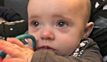 3 EASY WAYS TO CURE A BABY'S COUGH