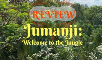 JUMANJI: WELCOME TO THE JUNGLE–MOVIE REVIEW