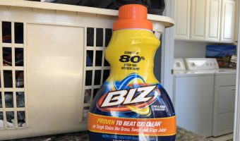 BIZ 101: INTRO TO THE MOST EFFICIENT WAY OF REMOVING TOUGH STAINS