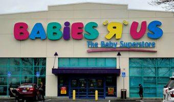 """BABIES """"R"""" US """"SALE"""""""