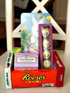 candy box basket
