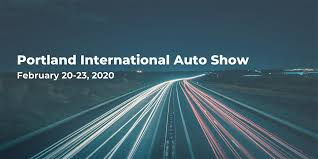 I'm Going to the 2020 Portland Auto Show